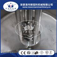 JQ-1T-果汁饮料生产线高剪切均质乳化罐