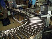 塑料转弯链板/网带输送机,输送