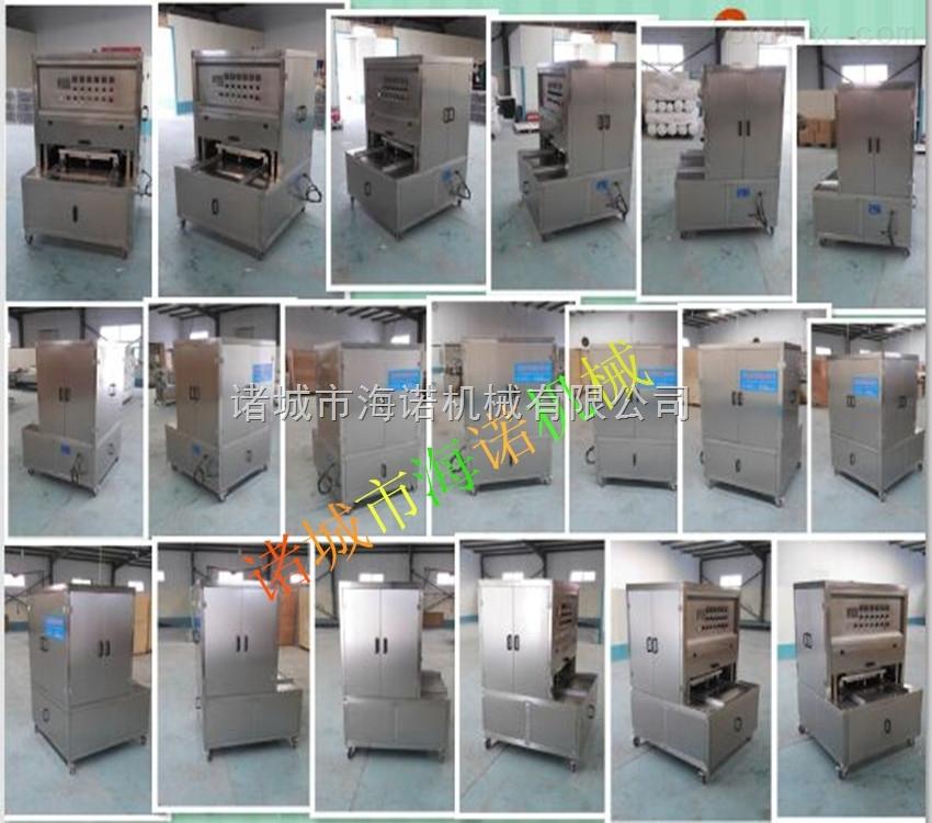 KIS1-4盒式充氮真空包装机 气调保鲜封口机新鲜蔬菜锁鲜包装机