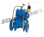 J145X电动遥控阀,水利控制阀