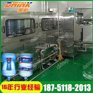大桶矿泉水灌装机 ,桶装纯净水设备