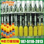 瓶装浓缩果汁小型饮料加工设备