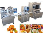 HQ-YB200-合強供應全自動月餅包餡機、月餅成型機、月餅排盤機、月餅機 、月餅生產線