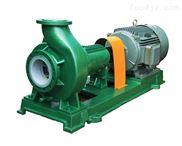 氟塑料泵、IHF型单级单吸化工离心泵耐腐蚀性能型号说明