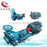 新祁東水泵800DT-A90臥式脫硫泵泥沙泵污水泵渣漿泵清水泵增壓泵