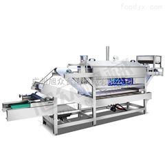 SZ-HF-40X特色小吃凉皮河粉机不锈钢节能高效凉皮机