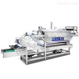 SZ-HF-80X高效节能多功能凉皮机 河粉机全自动