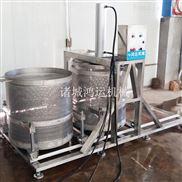 HY-300双筒-液压压榨机水果孝素压滤机
