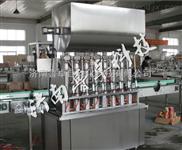 鲁卓 全自动花生酱灌装机多头高效灌装机