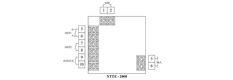 ntth/f-2000 烫画机设备控制器