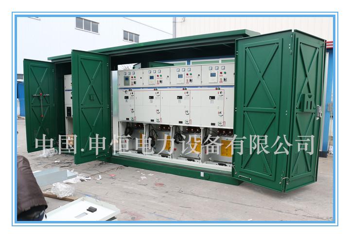 dfw-10带开关电缆分支箱,户外10kv高压电缆分支箱 厂家