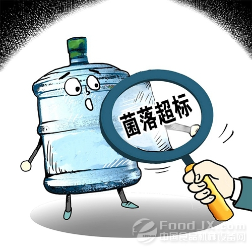 各地桶装水质量问题还是偶有曝光