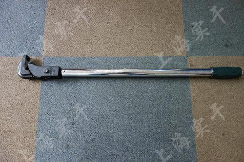 可换管钳头预置式扭力扳手