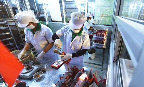 泰国科技部全力打造食品创意研发中心_食品工