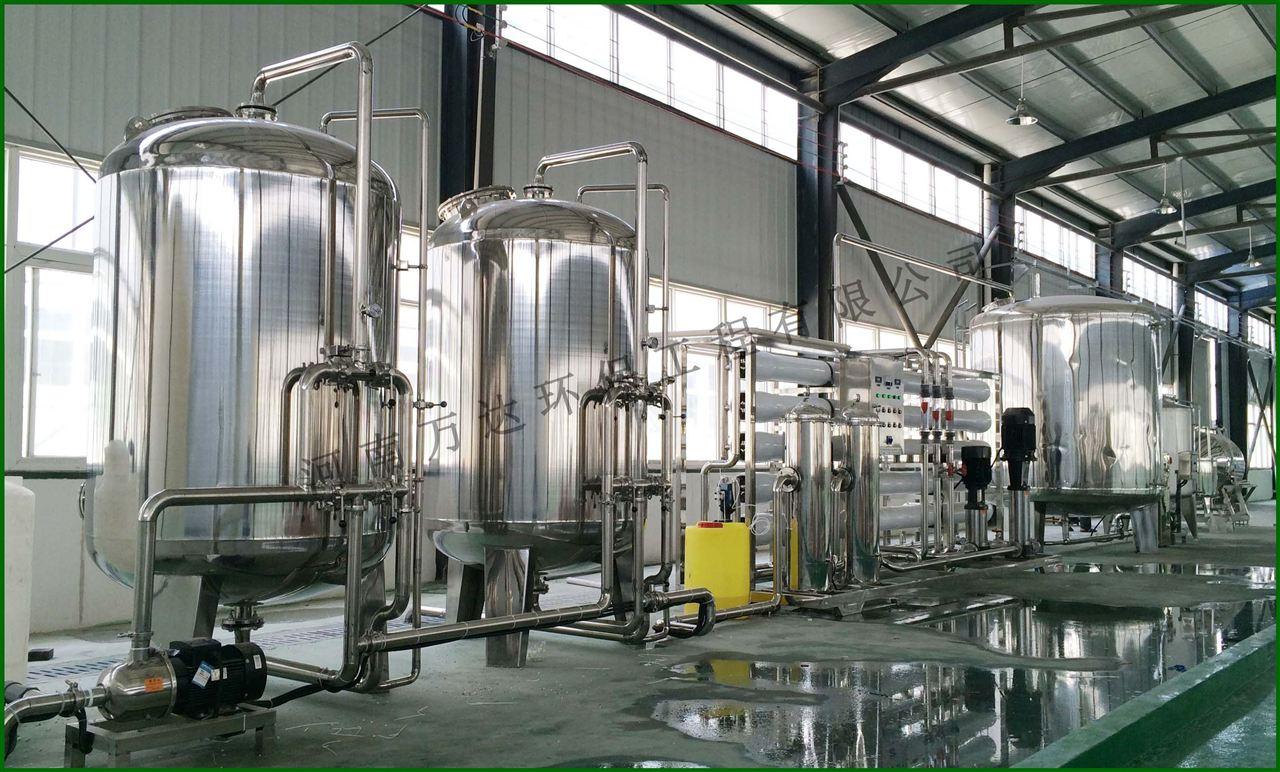 全自动净水设备生产厂家,纯净水处理设备价格,净水设备图片