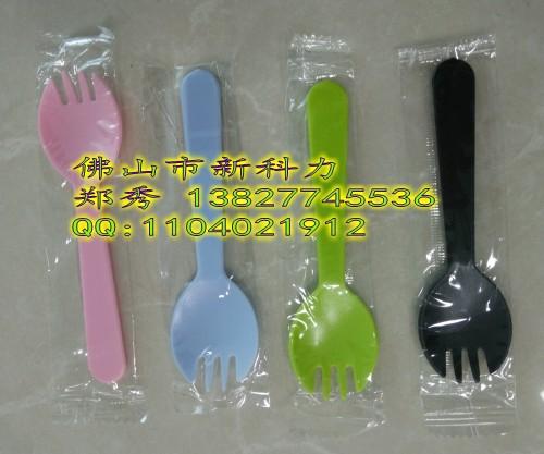 塑料勺子自动包装机械