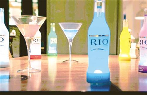 rio微醺广告设计