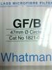 1821-025WHATMAN玻璃纤维滤纸GF/B玻璃纤维滤纸1821-047
