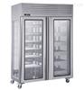 三面玻璃果蔬保鲜柜|GN1180TN3MG