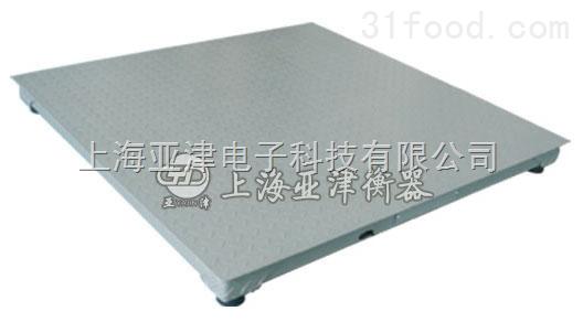 SCS-KS2吨电子磅称重单层上海电子地磅秤